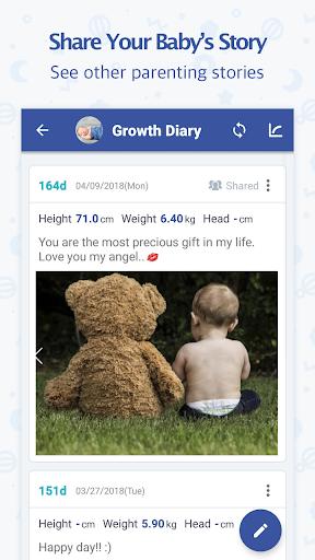 BabyTime (Parenting, Track & Analysis) screenshot