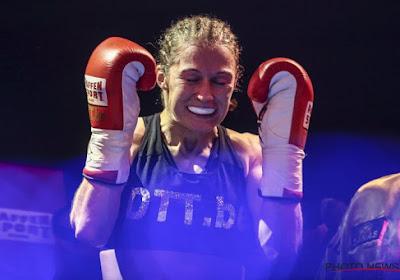 Une Belge conserve son titre mondial en boxe