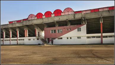 Photo: Intr. Stadionului - Stadionul Municipal - 2016.11.26