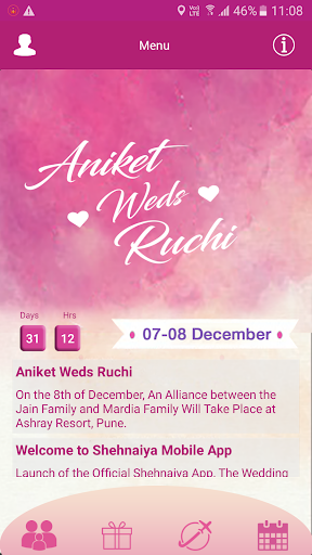 Aniket Weds Ruchi screenshot