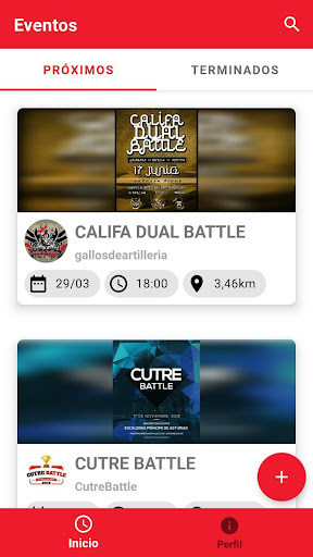 Dailyrapp 2.3 screenshots 2