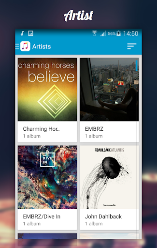 Music Player 1.0.50 screenshots 1