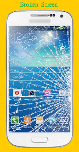 Prank Broken Screen 3