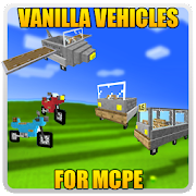 Vanilla Vehicles for MCPE