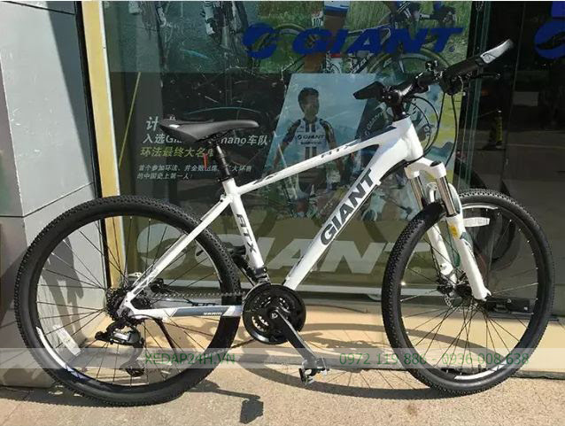 Xe đạp thể thao Giant chính hãng, giảm giá cực sâu, bảo hành 5 năm - 13
