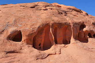 Photo: Valley of Fire is Nevada's oldest and largest state park, dedicated in 1935.
