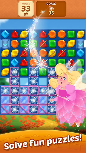 Matching Magic: Oz - Match 3 Jewel Puzzle Games screenshot 2