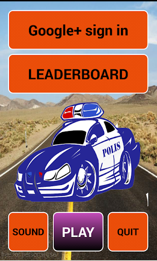 Crazy Policeman Cars