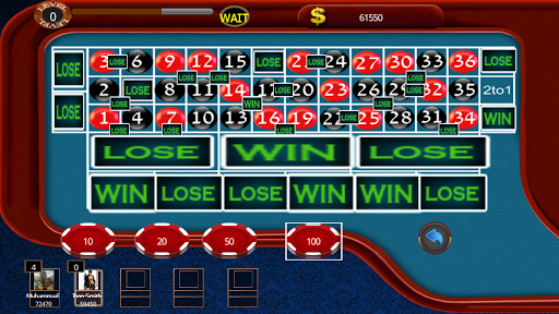 roulettes casino online power star
