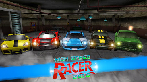 赛车游戏2016年