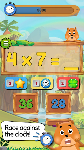 Times Tables & Friends: Free Multiplication Games apkpoly screenshots 4