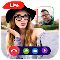 Live Chat with Video Call : Video Call Advice icon