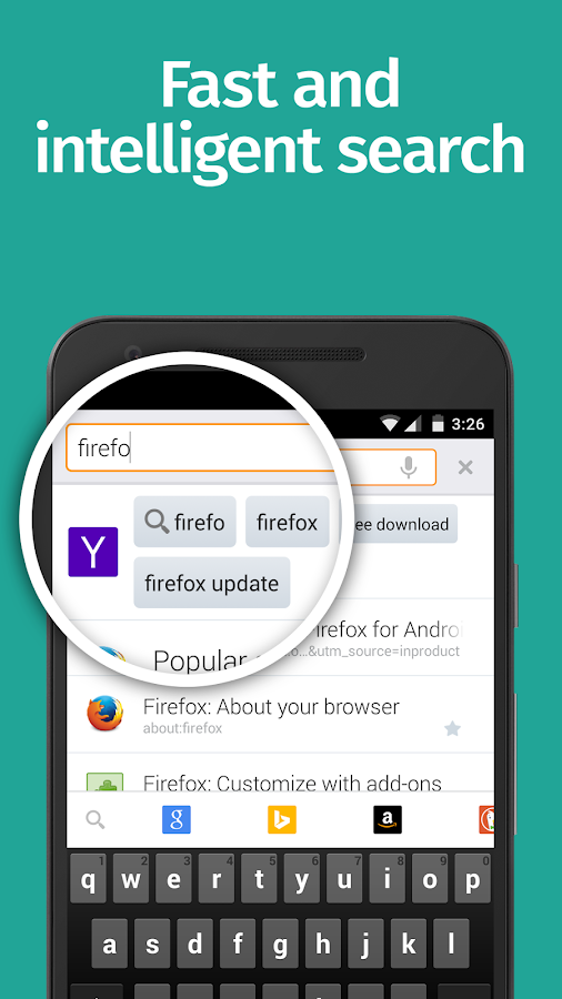 Firefox. Browse Freely- screenshot