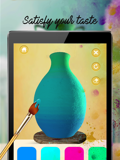 Pottery Simulator Games apktram screenshots 9