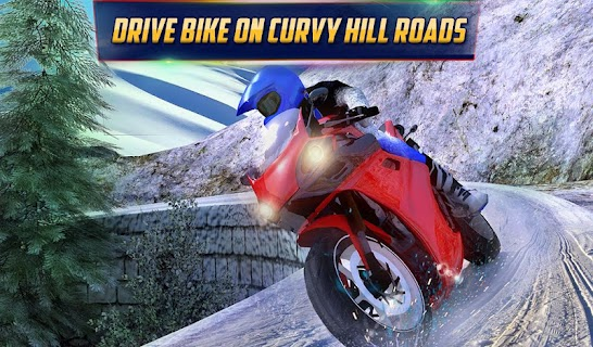 Crazy Offroad Hill Biker 3D screenshot 10