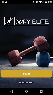 Body Elite- screenshot thumbnail