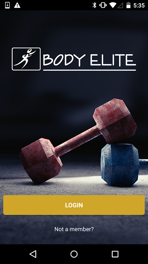 Body Elite- screenshot