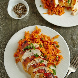 Spanish Rice With Potatoes Recipes.