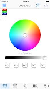 ColorMorph LED - náhled
