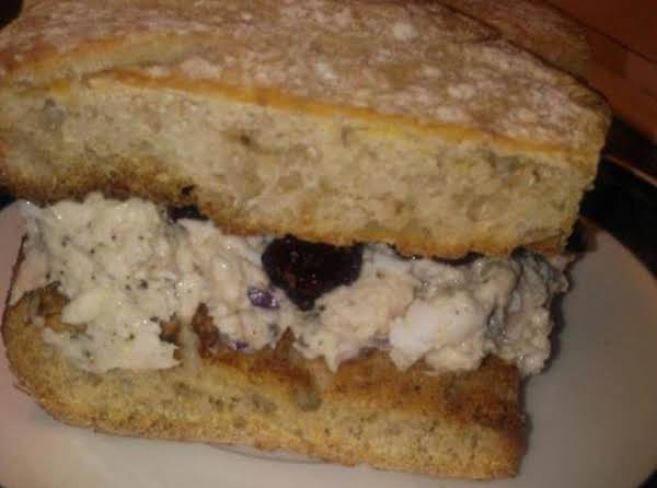 Craisin Chicken Salad Sandwich Recipe