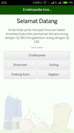 Ensiklopedia Investasi