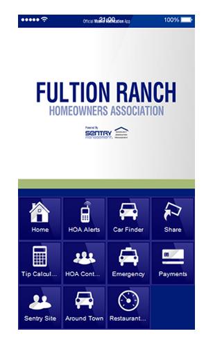 Fultion Ranch HOA