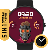 FWF GotG Watch Face