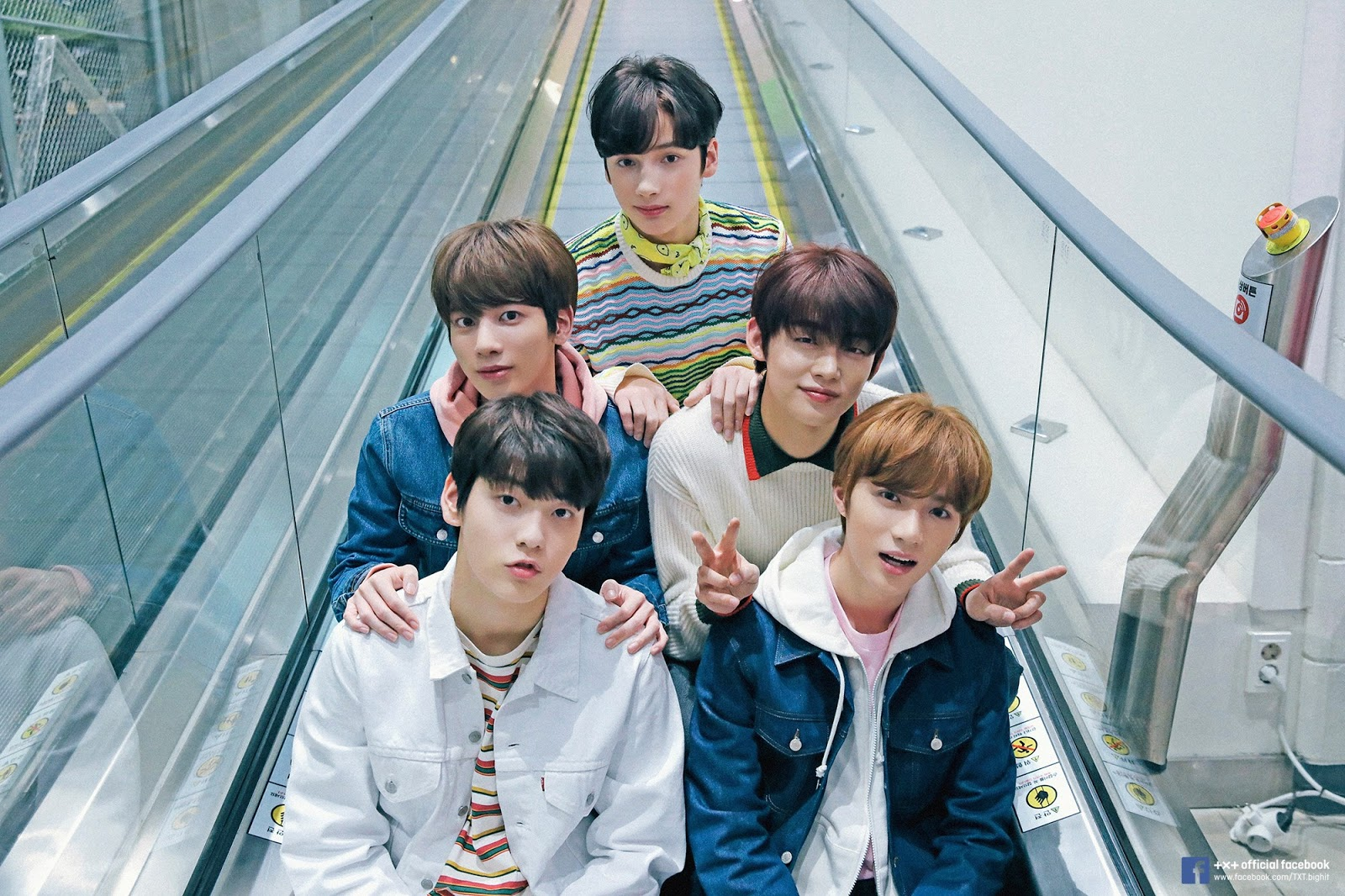 TXT Reveal Which BTS Songs Helped Them Get Through ...