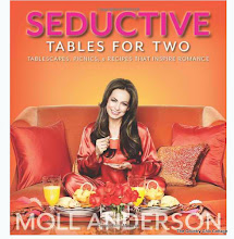 Photo: Seductive Tables for Two.   I am a member of the Collective Bias®  Social Fabric® Community.  This shop has been compensated as part of a social shopper insights study for Collective Bias® #cbias #SocialFabric #SeductiveTables