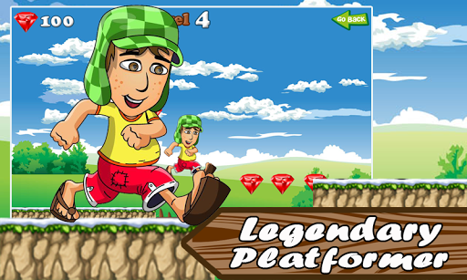 Game Running Chaves Adventure