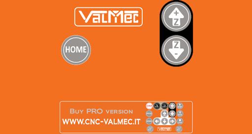 Valmec CNC Control lite