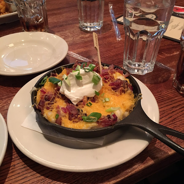 Loaded Mashed Potatoes!