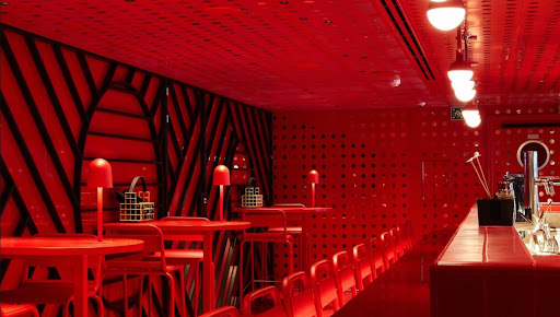 Scarlet-Lady-bar.jpg - One of the bars aboard the new premium ship Scarlet Lady.