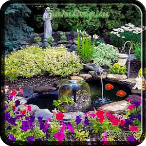 Fish pond design idea android apps on google play for Pond design app