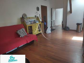 Appartement 2 pièces 55,28 m2