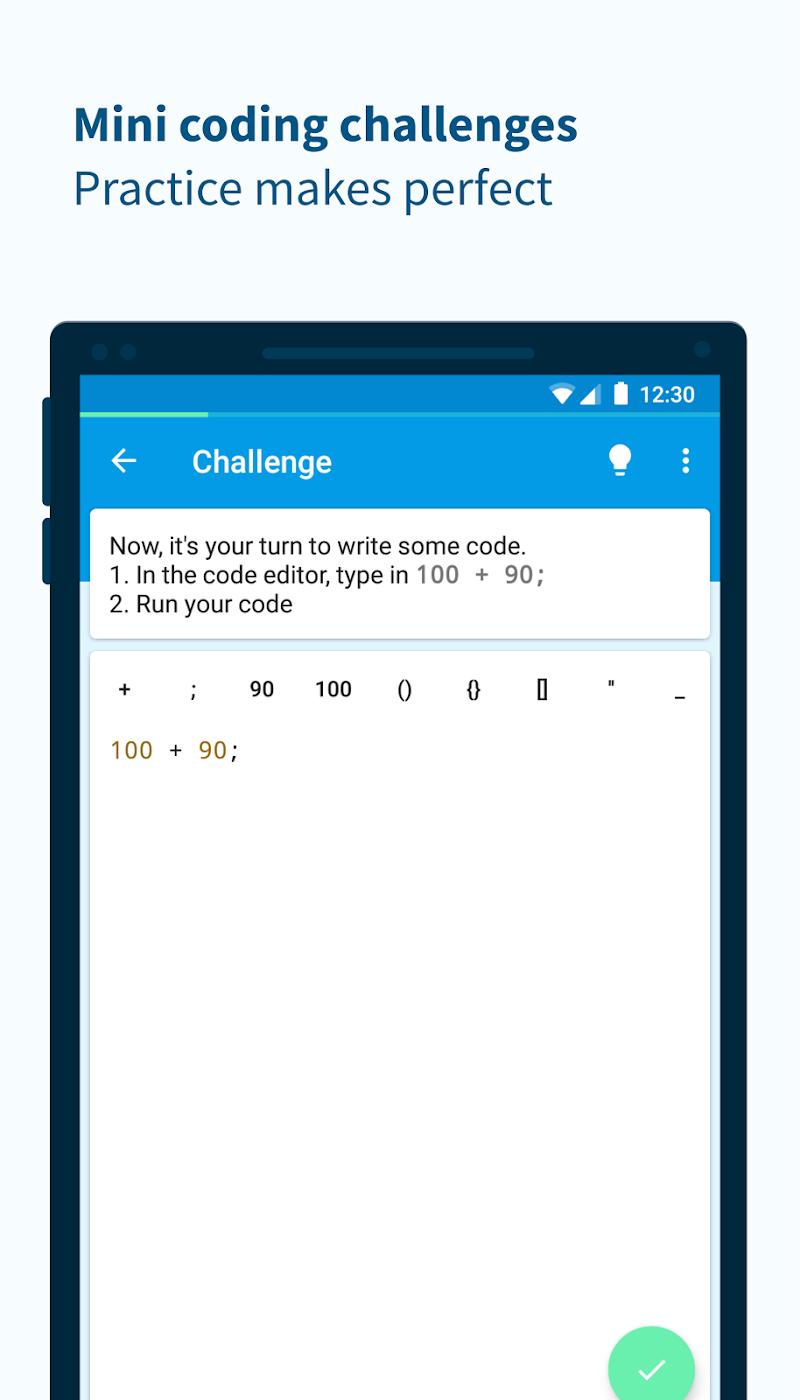 Encode: Learn to Code Screenshot 2