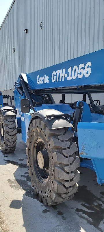 Picture of a GENIE GTH-1056