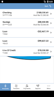 Bossier Federal Credit Union- screenshot thumbnail