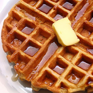 Baked Waffles Recipes