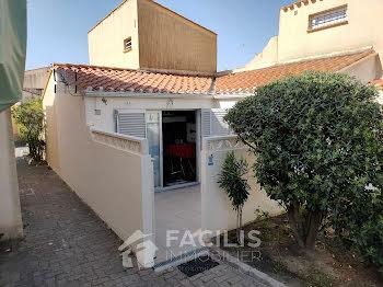 villa à Le Barcarès (66)