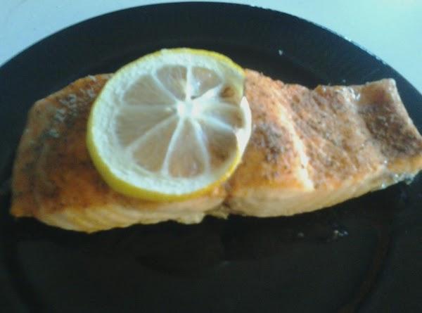 Jamaican Jerk Blackend Salmon Recipe