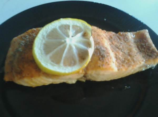 Jamaican Jerk Blackend Salmon Recipe
