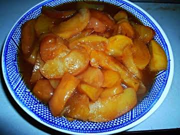 OLD FASHION - FRIED APPLES