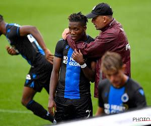 """Okereke est dingue de.... Philippe Clement: """"Je dis à tout le monde que c'est un coach du top"""""""