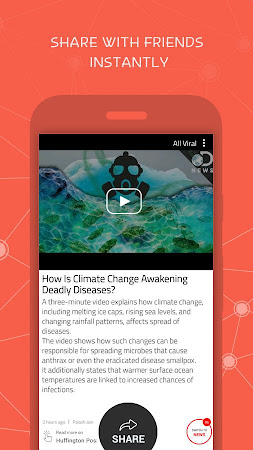 ViralShots: News & Stories App 3.0.2 screenshot 639317