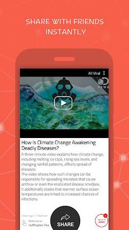 ViralShots: News & Stories App 3.0.2 screenshot 639317