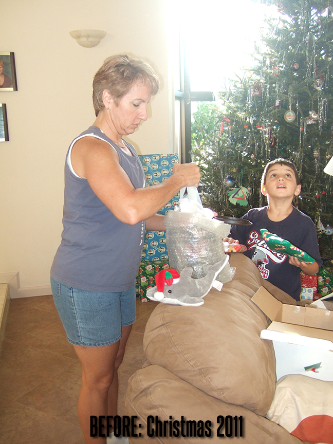 Before: Christmas 2011
