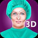 Plastic Surgery Simulator 3D icon