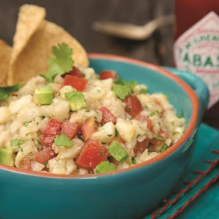 Spicy Mexican Ceviche
