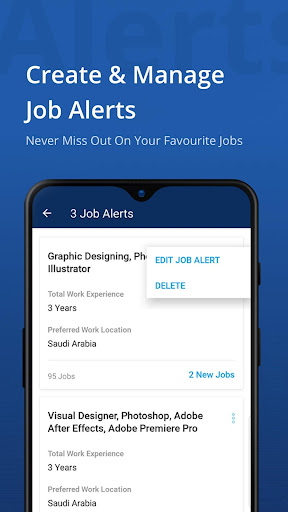 Naukrigulf- Career & Job Search App in Dubai, Gulf 4.0 Screenshots 6
